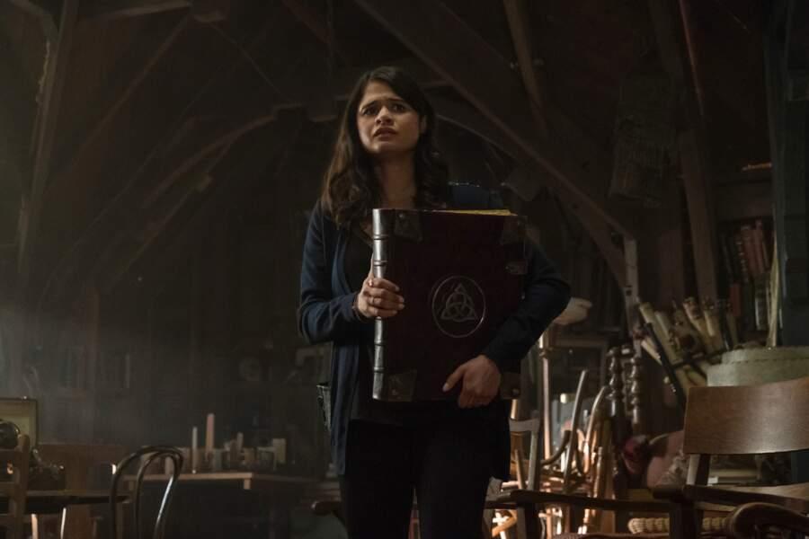 Mel (Melonie Diaz) a le pouvoir de figer le temps