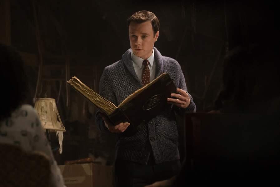 Harry Greenwood (Rupert Evans) est l'être de lumière des héroïnes dans le reboot de Charmed