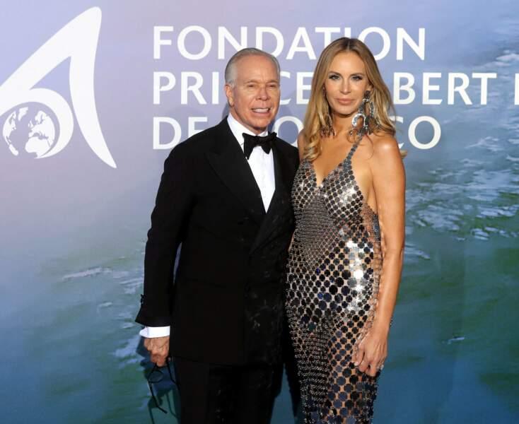 Tommy Hilfiger et sa femme Dee Ocleppo