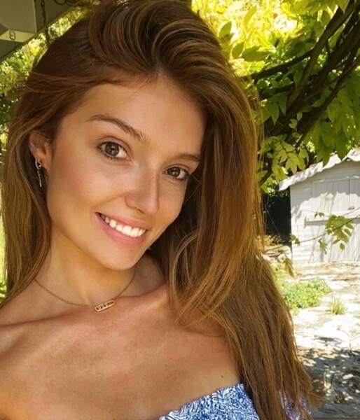 La magnifique Julie Tagliavacca est Miss Pays-de-Loire 2020