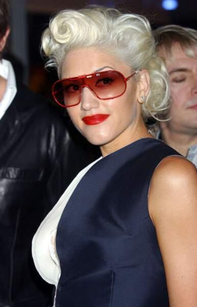 Bling bling en 2004 aux Brit Awards.