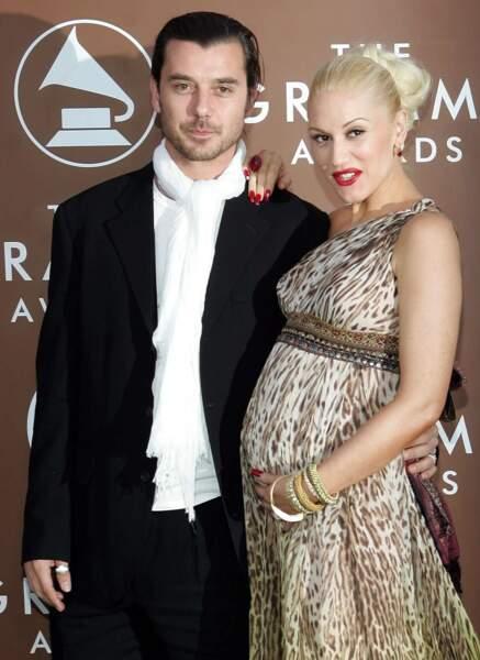 Et ce ne sont pas ses grossesses qui l'empêchent de pointer le bout de son nez sur les tapis rouges...