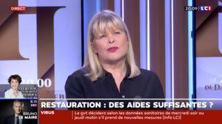Fermeture des restaurants : Ghislaine Arabian ne soutient pas Philippe Etchebest et son appel à manifester ! (VIDEO)