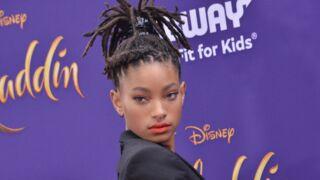 """Willow Smith : la fille de Will Smith se dit """"fière"""" des aveux d'infidélité de sa mère Jada"""