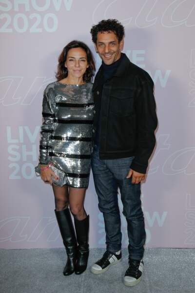 Tomer Sisley et Sandra Zeitoun