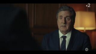 """Le mensonge (France 2) : Daniel Auteuil """"magistral"""" dans la série, les internautes époustouflés"""