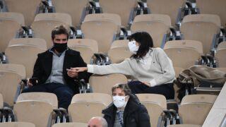Roland-Garros : Nolwenn avec son chéri, Rachel Legrain-Trapani très heureuse, Claude Dartois fou amoureux... les couples en force au tournoi ! (PHOTOS)