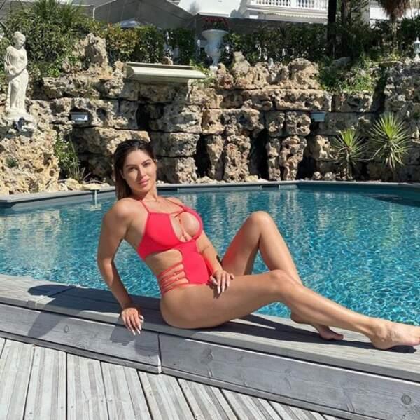 Le retour du combo piscine-bikini