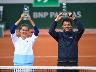 Roland-Garros : Ophélie Meunier tout sourire, Amir surprenant... les stars mouillent le maillot pour la bonne cause (PHOTOS)