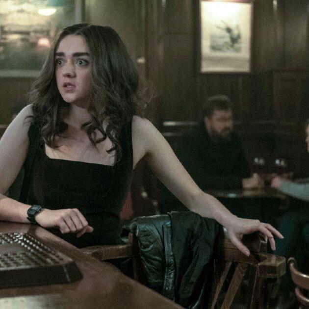 Two Weeks to Live (Canal+) : quel est le point commun entre Arya (Game of Thrones) et le personnage de Maisie Williams dans cette série ?