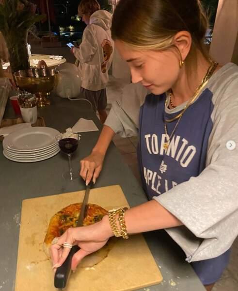 Salut aux amoureux de la pizza (sans ananas) !