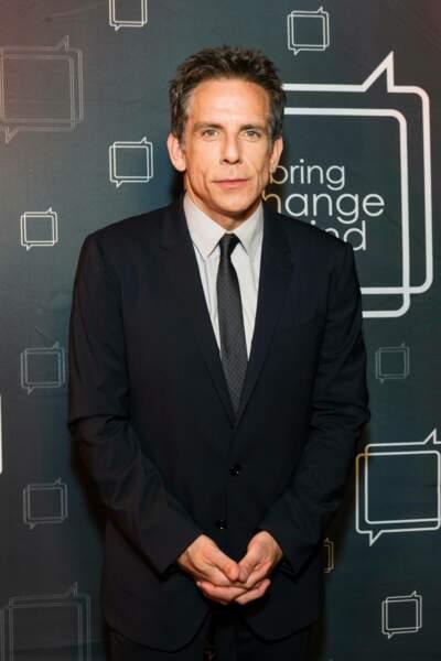 Ben Stiller, alias Joe Rutherford, le célibataire de la saison précédente dans Burning Love
