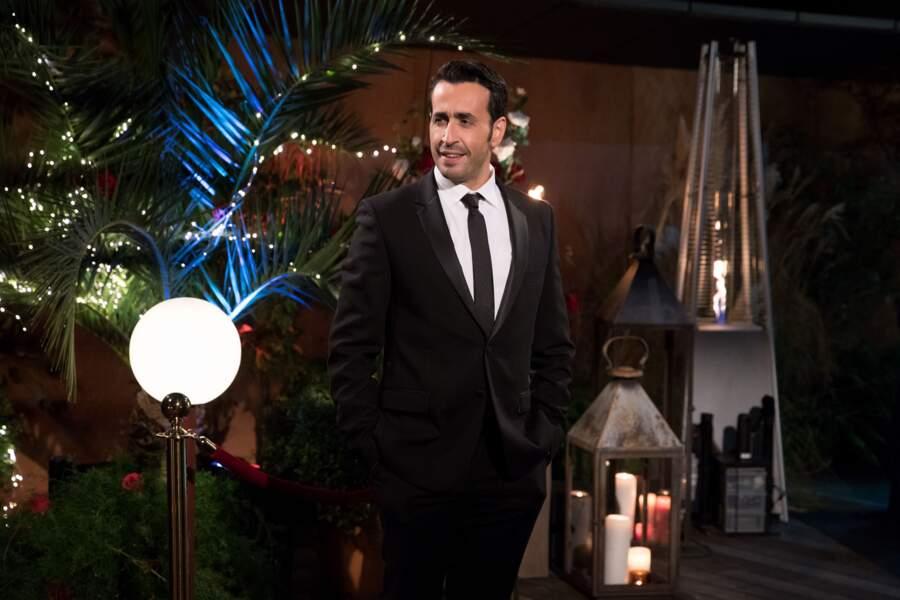 Pour la version française, Jonathan Cohen s'est glissé dans la peau de Marc, le bachelor
