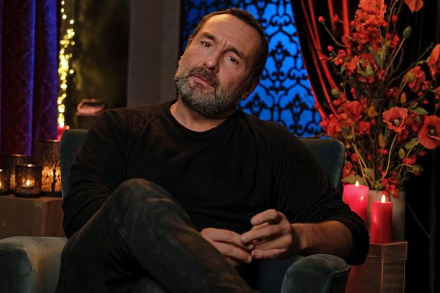 Dans La Flamme, Gilles Lellouche, alias le bachelor précédent Marc