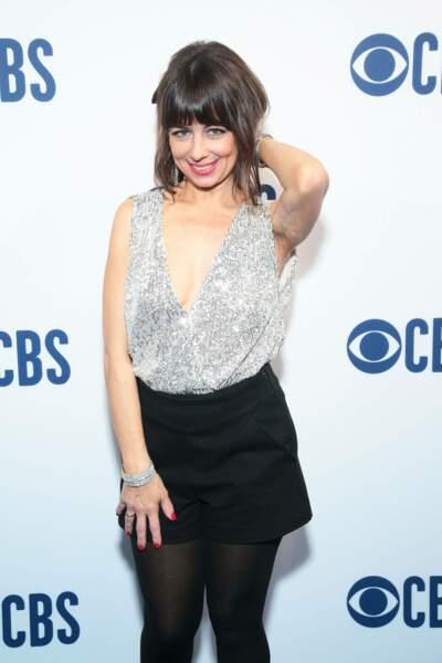 Natasha Leggero joue Haley, la folle du sexe dans Burning Love