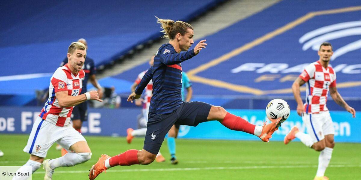 Programme Tv Ligue Des Nations A Quelle Heure Et Sur Quelle Chaine Suivre Le Match Croatie France