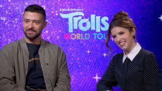 """Justin Timberlake se confie sur son fils et Les Trolls 2 : """"C'est le rôle de ma carrière dont il est certainement le plus fier"""" (VIDEO)"""