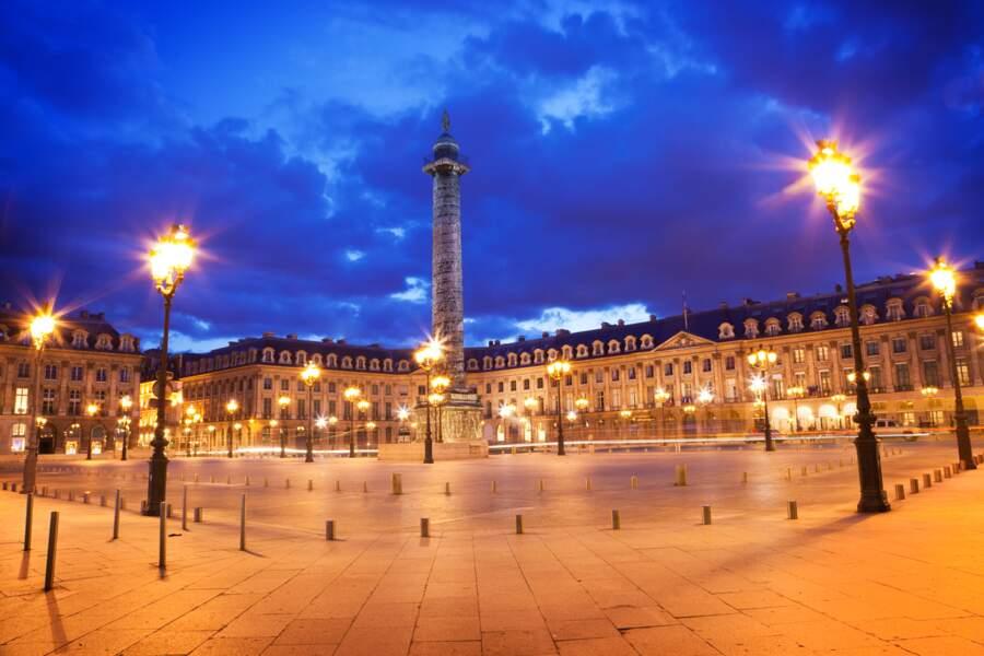 Magique place Vendôme