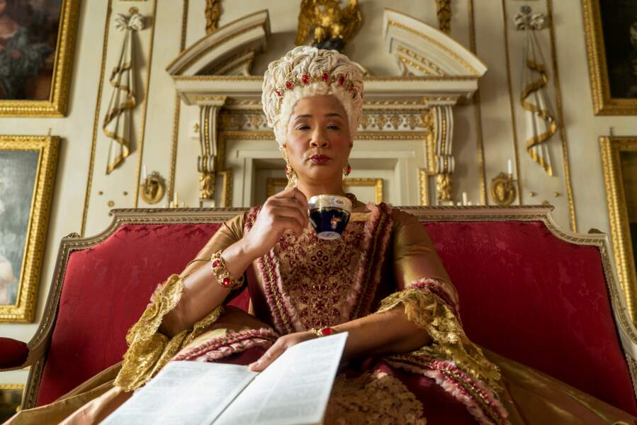 Et voici la reine Charlotte