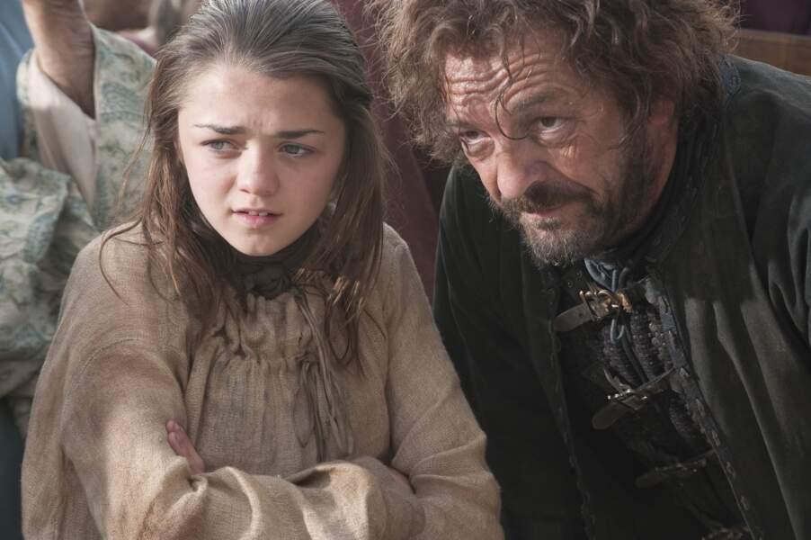 Et dire qu'elle a commencé à tourner dans Game of Thrones à 12 ans !