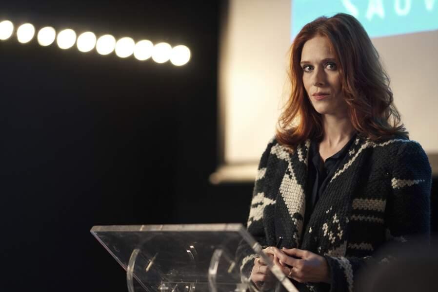 Dix pour cent a aussi transformé Audrey Fleurot en actrice ayant bien du mal à joindre les deux bouts