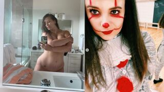 Instagram : Ashley Graham toute nue, Alizée déguisée pour Halloween... (PHOTOS)