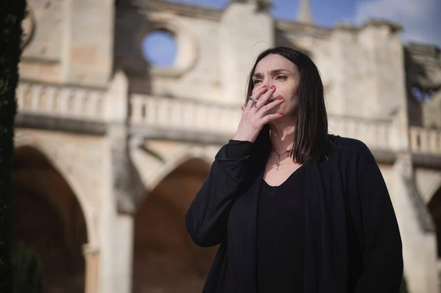 Béatrice Dalle fait partie des nombreuses actrices ayant accepté de jouer dans Dix pour cent
