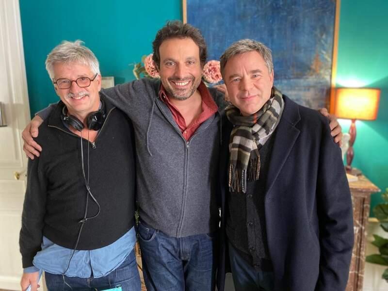 Bruno Salomone annonce que le tournage est fini !