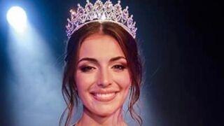 Miss France 2021 : qui est Lara Gautier, élue Miss Côte d'Azur 2020 ?