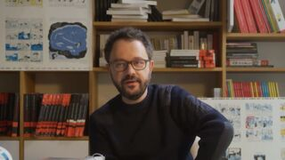 Riad Sattouf (Magistral.e sur Canal+) : 5 choses à savoir sur l'auteur et dessinateur de L'Arabe du futur et Les Cahiers d'Esther