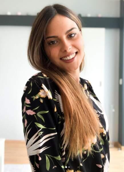 Cloé Delavalle est l'ambassadrice de beauté du Centre Val de Loire