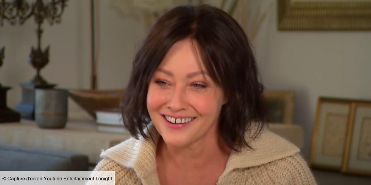 """Shannen Doherty rassure sur son état de santé après la récidive de son cancer : """"Je suis en pleine forme"""""""