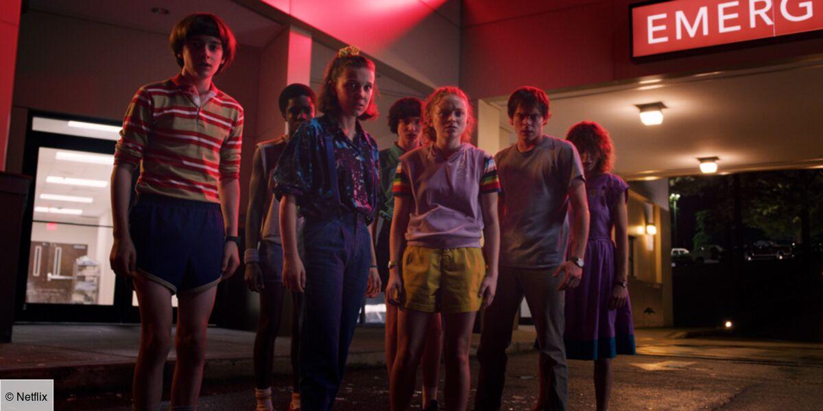 Stranger Things (Netflix) : sortie de la saison 4, l'âge des personnages, qui va mourir… Les ...
