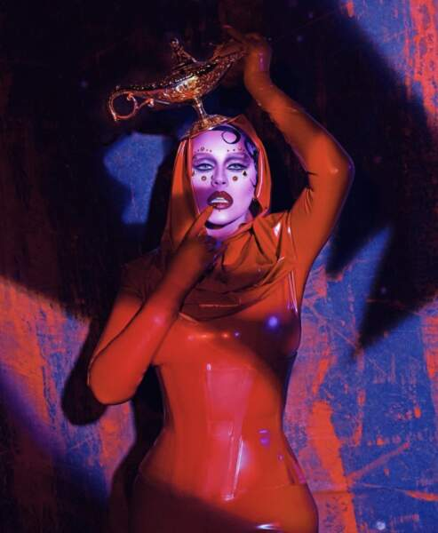 Christina Aguilera au sommet de son art