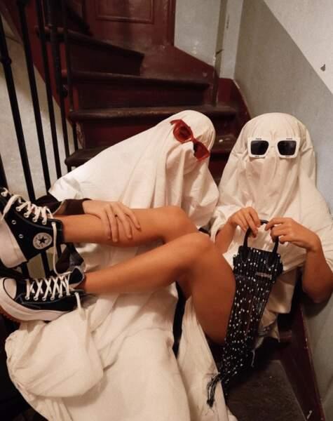 Léna Situations en traditionnel fantôme