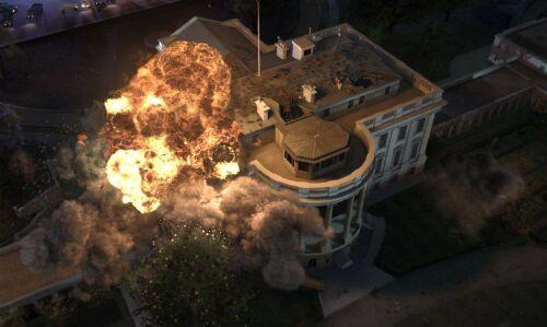 White House Down W9 Quand Le Cinema S Attaque A La Maison Blanche Video