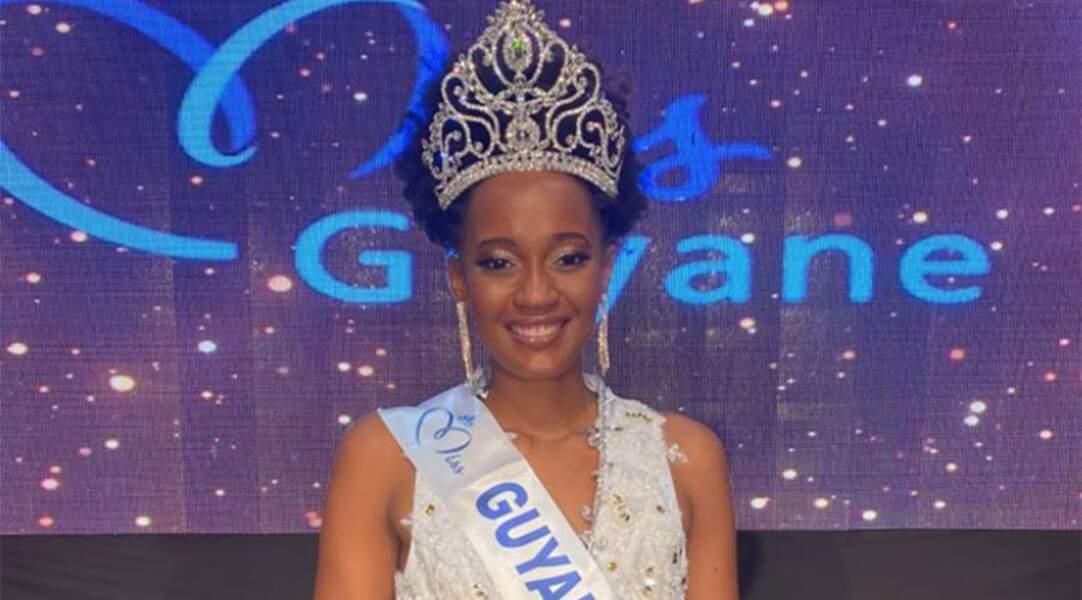 Héléneschka Horth est Miss Guyane 2020