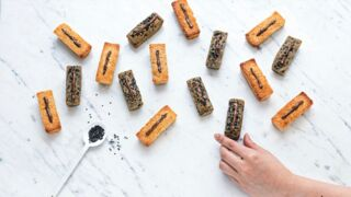 Financiers à l'orange et au Nutella® : la recette très facile de Grégory Cohen