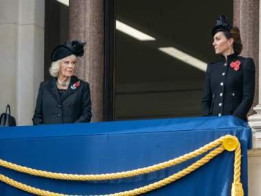 La famille royale d'Angleterre soudée pour sa première sortie officielle sans Meghan et Harry