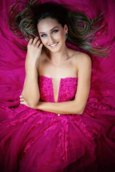 Anaïs Roux a été couronnée Miss Rhône-Alpes 2020