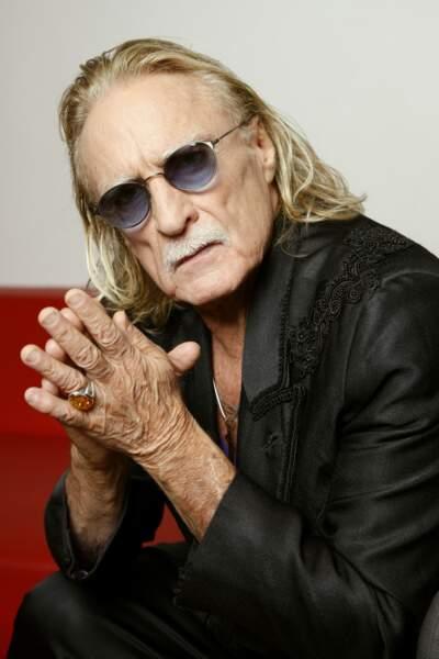 Christophe, chanteur, disparu le 16 avril à 75 ans
