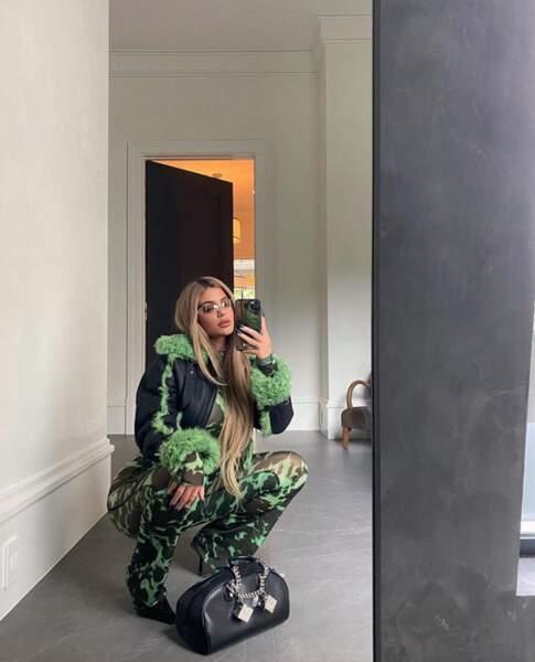 Kylie Jenner est fin prête pour remplacer Cetelem.