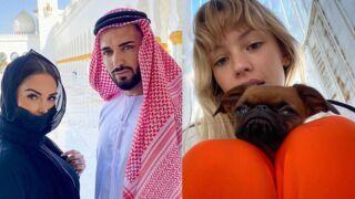 Instagram : Nabilla et Thomas Vergara à Abu Dhabi, Angèle et son chien Pepette... (PHOTOS)