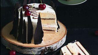 Forêt-Noire au Nutella® : la recette facile du chef Grégory Cohen
