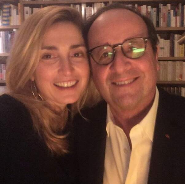 Et Julie Gayet et François Hollande amoureux !