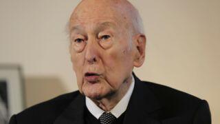 Valéry Giscard d'Estaing : l'ancien président de la République a été hospitalisé à Tours