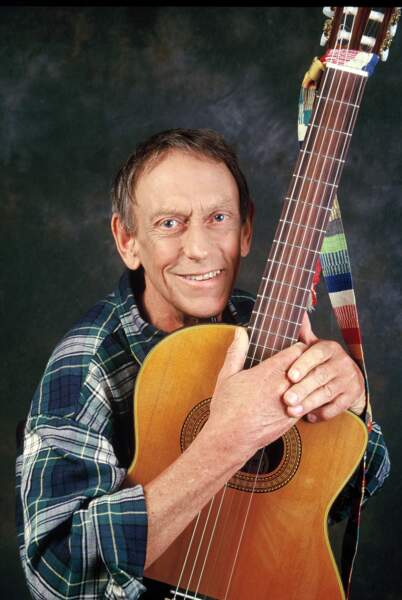 Graeme Allwright, chanteur disparu le 16 février à 93 ans