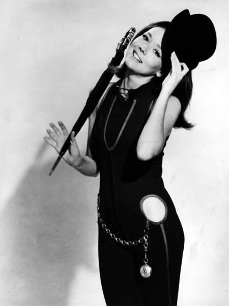 Diana Rigg, comédienne, disparue le 11 septembre à 82 ans