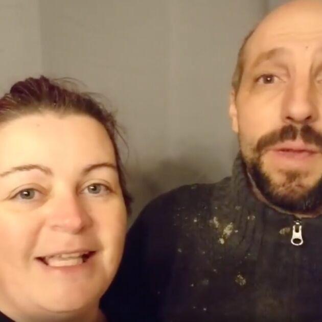 """""""Nous sortons la tête de l'eau"""" : 3 mois après leur appel à l'aide, Maud et Laurent (ADP 2019) donnent de rassurantes nouvelles"""