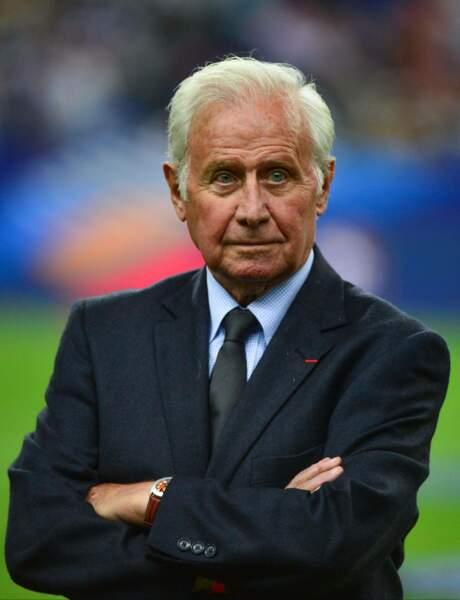 Michel Hidalgo, entraineur de football, disparu le 26 mars à 87 ans